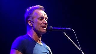 Sting She S Too Good For Me Live 2017