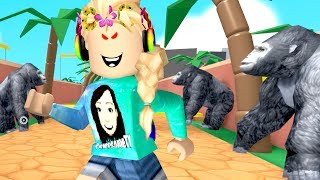 Roblox ESCAPE THE ZOO OBBY!! GamingwithPawesomeTV