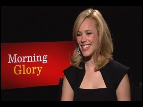 MORNING GLORY Interviews with Harrison Ford, Rachel McAdams, Patrick Wilson and Jeff Goldblum
