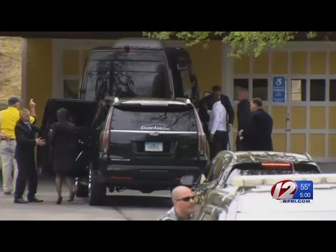 Aaron Hernandez Laid to Rest in Private Funeral