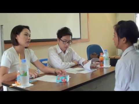 สัมภาษณ์ กยศ.(กองทุนกู้ยืมเพื่อการศึกษา) MJU-Phrae 2556