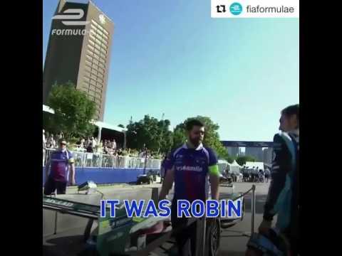 Sebastien Buemi Absolutely LOSES The Plot!