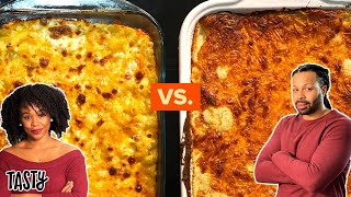 Who Has The Best Family Mac 'N' Cheese Recipe? • Tasty
