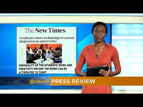 Press Review of April 27, 2018 [The...