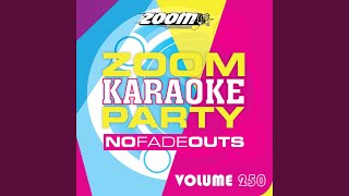 No Regrets (Karaoke Version) (Originally Performed By Dappy)