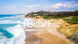 Bidart | Plage du Pavillon Royal | Pays Basque