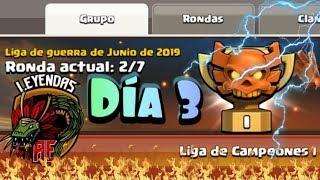 Clasificatoria MUNDIAL Th12 Día 3 | Clash of Clans