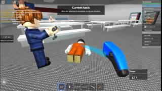 Roblox - Prison Life With My Friend Part 4