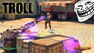 Six Guns 2.9.0 Multiplayer - Ghost Troll