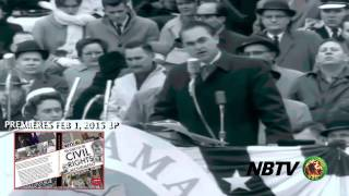 Legacy of the Civil Rights Movement in Tuscaloosa Alabama Official Trailer thumbnail