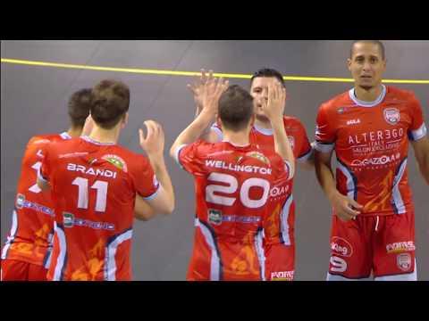 Gara-4 finale playoff Luparense campione d'Italia