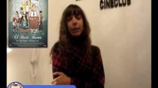 VideoReportaje Laura Casabe, directora de El hada buena, una fabula peronista