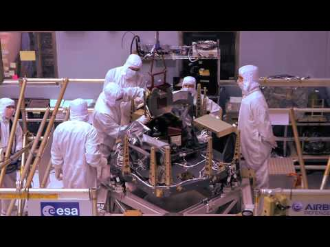 """Video Snapshot: Engineers Conduct """"Heart Surgery"""" on the James Webb Space Telescope"""