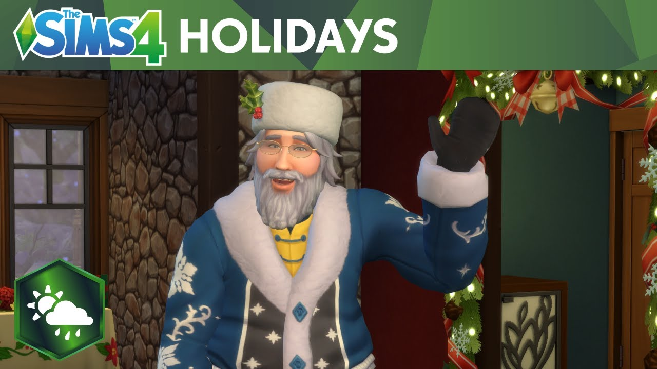 The Sims 4 Seasons: Holidays Official Gameplay Trailer