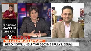 What Indian Liberals Can Learn From Tradition: Amish Tripathi Interview With Barkha Dutt
