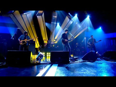 Arctic Monkeys - Library Pictures - Later with Jools Holland 2011