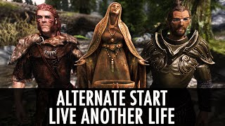 Skyrim Mod: Alternate Start - Live Another Life