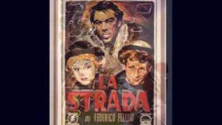LA STRADA THEME + SUITE w. FILM POSTERS - Good arrangement.
