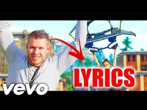 "LYRICS FORTNITE SONG ,,Skybase"" Standart Skill feat. Ayanda"