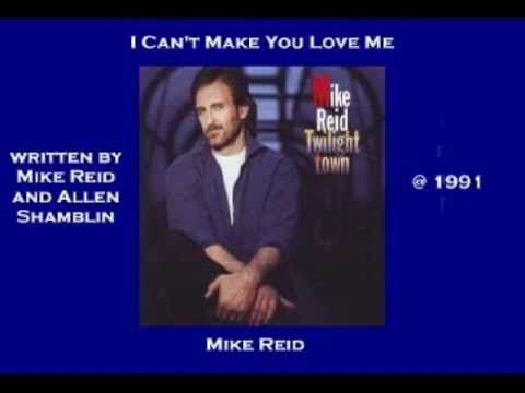 Mike Reid - I Can