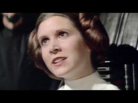 Carrie Fisher, 'Star Wars' Princess Leia, dies ...
