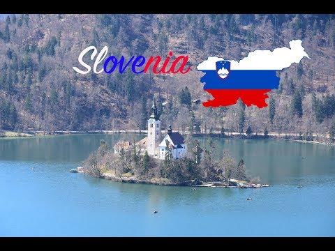Slovenia in camper
