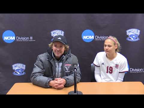 NCAA Women's Soccer - Lynchburg Post Game Press Conference