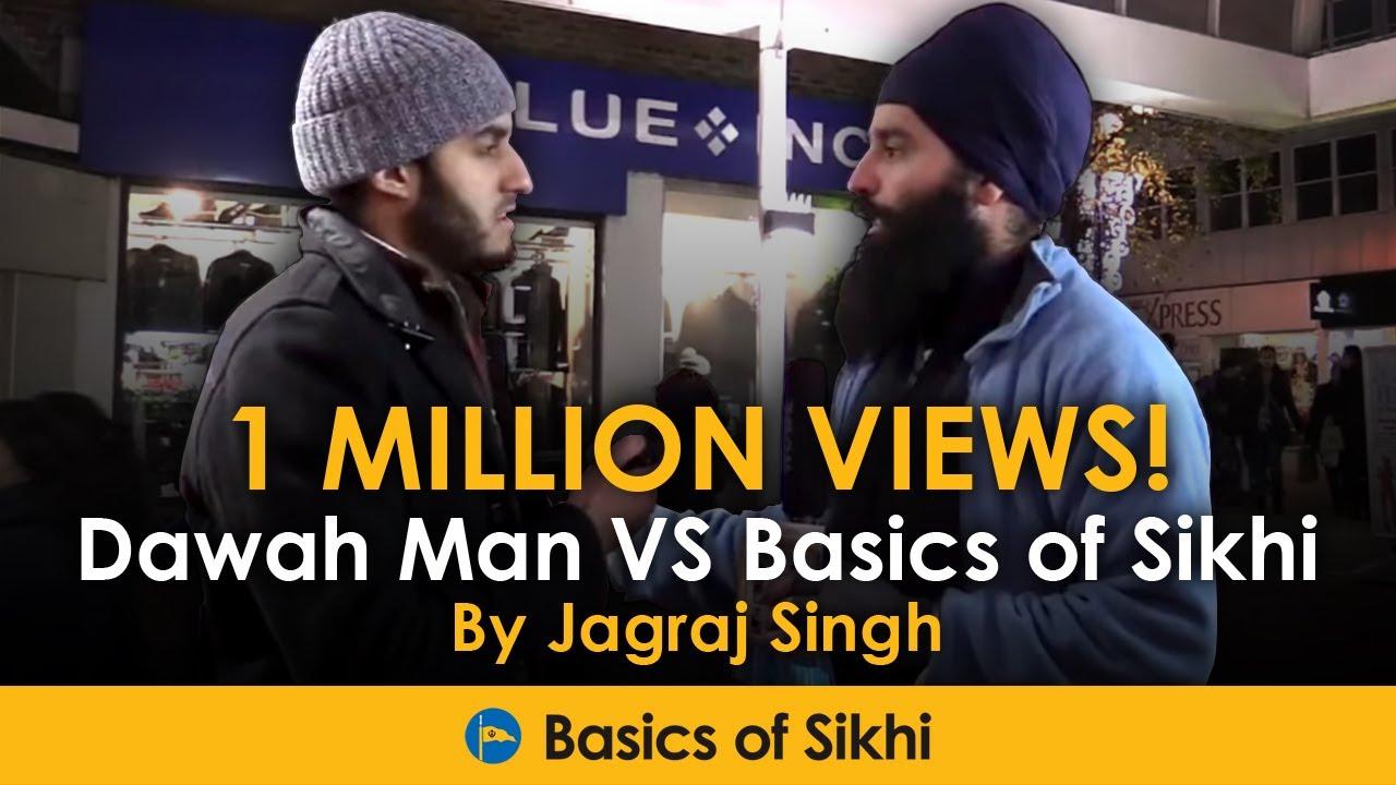 Islamic vs sikhism