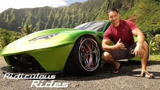 I Built A 200MPH Supercar | RIDICULOUS RIDES