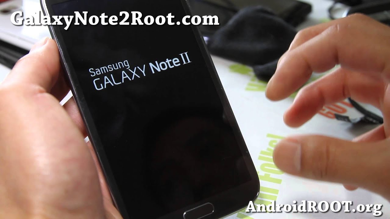 How to Install ROM/Kernel/Zip File with TWRP on Note 2!