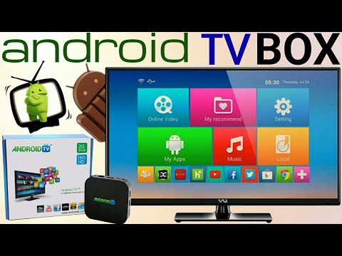 MXQ PRO How To Connect 4K Android Tv BOX To OLD TV LED TV HDTV