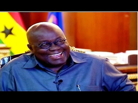 President Akufo-Addo speaks on GTV