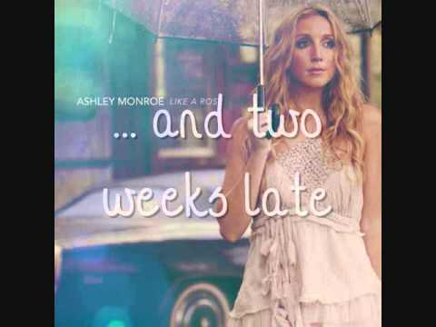 Ashley Monroe - Two Weeks Late [Lyrics On Screen]