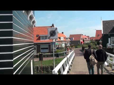 Volandem, Holland Vacation  - Fishing Village PART 30