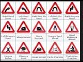 Indian traffic signs and symbols with their meaning  | यातायात के नियम व चिन्ह