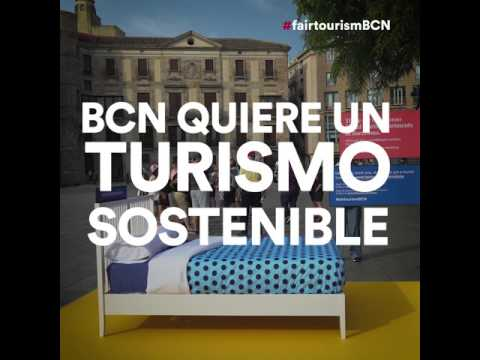 Fair Tourism Barcelona