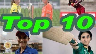 Icc player rankingstop 10 women batsman in world,t20 cricket rankings 2017 - top 10 woman batsmen