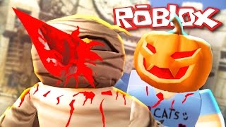 Roblox Halloween / Mad Games / Halloween Edition!