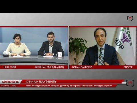Kurtehefte (26): Nûçeyên Heftê Mêvan: Osman Baydemir