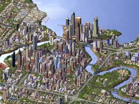 Simcity 4 - Unbelievable City - YouTube