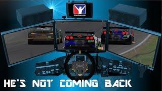 iRacing: Aston Martin DBR9 GT1 at Road Atlanta #1  - He