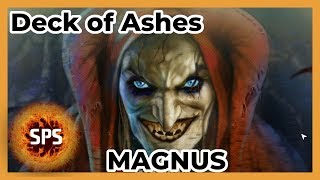Deck of Ashes - New Character Magnus - Early Access - Let's Play, Gameplay Ep. 1