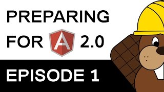 Angular 2 Preparation - Part 1 - Code Structure Comparison