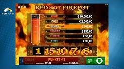 Books & Bulls 'Red Hot Firepot' - Gamomat Automat - sunmaker