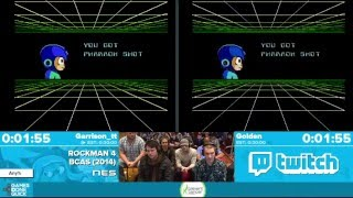 Rockman 4 BCAS by Garrison_tt, Golden in 26:52 - Awesome Games Done Quick 2016 - Part 133