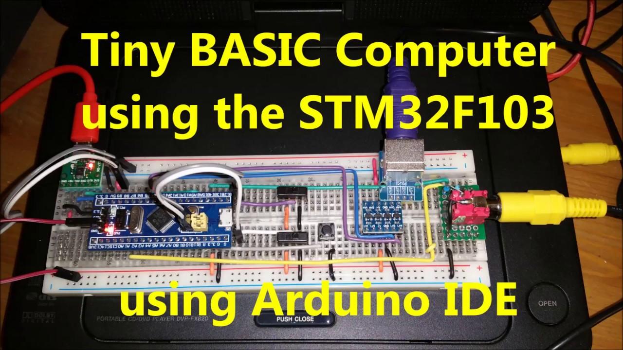 Stm32f103 Arduino