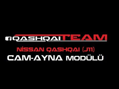 Nissan Qashqaı (J11) Cam Ayna Modülü