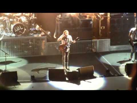 """Kings of Leon- """"Wasted Time"""" (HD) Live in Saratoga Springs, NY on June 6, 2010"""
