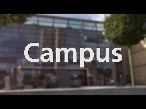 Campus And Library - University Of Leicester