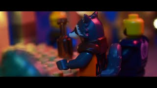 Lego Guardians of the Galaxy Stopmotion: 'I Am Groot'